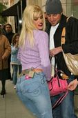 Anna Nicole Smith — Stock Photo
