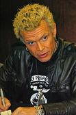 Billy Idol — Stock Photo