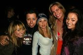 Anise Labrum, Lindsey Labrum, Efren Ramirez, E.G. Daily, Kristen Kirchner — Stock Photo