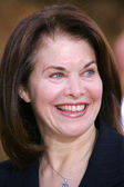 Sherry Lansing Hand and Footprint Ceremony — Stock Photo