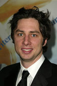 Zach Braff — Stock Photo