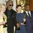 ������, ������: Cate Blanchett Morgan Freeman Hilary Swank and Jamie Foxx
