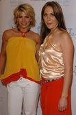 Tamie Sheffield and Abi Ferrin — Stock Photo