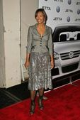 Aisha Tyler at the 2005 Volkswagen Jetta Premiere Party, The Lot, West Hollywood, CA 01-05-05 — Stock Photo