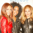 Michelle Williams, Kelly Rowland and Beyonce Knowles of Destiny's Child - Stock Photo