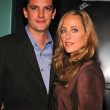 Постер, плакат: Manuel Boyer and Kim Raver
