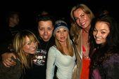 Anise Labrum, Efren Ramirez, E.G. Daily, Kristen Kirchner and Lindsey Labrum — Stock Photo