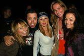 Anise Labrum, Efren Ramirez, E.G. Daily, Kristen Kirchner, Lindsey Labrum — Stock Photo