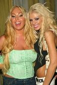 Mary Carey and Tawny Roberts — Stock Photo