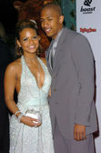 Christina Milian and Nick Cannon — Stock Photo