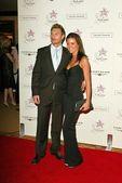 Ryan Seacrest and Shana Wall — Stock Photo