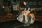 Bull-Rider — Stock Photo