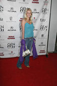 Kiera Chaplin at the Gen Art Fall 2005 L.A. Fashion Week Kick Off Party , MOCA Geffen Contemporary Museum, Los ANgeles, CA 03-14-05 — Stock Photo