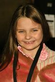 Abigail Breslin at the world premiere of Disneys National Treasure at the Pasadena Civic Auditorium, Pasadena, CA 11-08-04 — Stock Photo