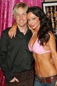 Matthew Nelson and Yvette Nelson — Stock Photo