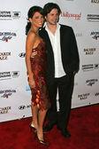 Eva Longoria and Freddy Rodriguez — Stock Photo