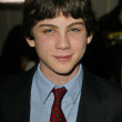 Logan Lerman - Stock Photo