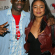Sam Sarpong and Tatyana Ali - ストック写真