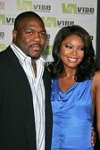 Gabrielle Union and Chris Howard — Stock Photo