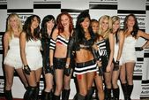 The Pussycat Dolls — Stock Photo