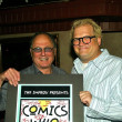 Постер, плакат: Bud Friedman and Drew Carey