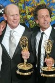 Ron Howard and Brian Grazer — Stock Photo
