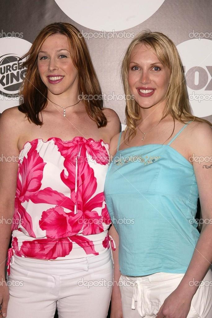 Rachel Love Fraser And Beth Lay Stock Editorial Photo