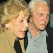 Stock Photo: Kirk and Anne Douglas