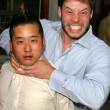 Постер, плакат: Bobby Lee and Ike Barinholtz