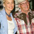 Постер, плакат: Sharon Stone and Joe Stone