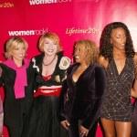Vivica A. Fox, Debbie Harry and En Vogue — Stock Photo