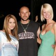 Amy Weber, Cris Judd and Linda Rheinsch — ストック写真