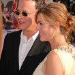 Tom Hanks and Rita Wilson — Stock Photo #17226463