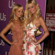 Nicole Richie and Paris Hilton — Stock Photo