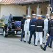 Burial of Former President Ronald Reagan — Stock Photo