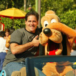 Mark Cuban and Pluto — Stock Photo