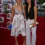 Jessica Harp and Michelle Branch — Stock Photo #17229093