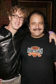 Andy and Ron Jeremy — Foto de Stock
