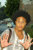 Orlando Brown — Stock Photo