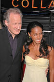 Michael mann e jada pinkett smith — Foto Stock