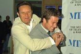 Mark Burnett and Billy Bush — Stock Photo