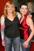Mary McCormack and Julianna Margulies — Stock Photo