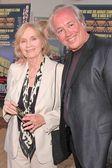 Eva Marie Saint and Director Rick McKay — Stock Photo
