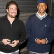 Brett Ratner and Russell Simmons — Stock Photo