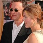 Tom Hanks and Rita Wilson — Stock Photo #17234795