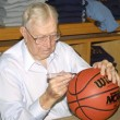 John Wooden — Stock Photo