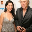 Annie Biermand David Carradine — Stockfoto #17237281