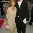 Постер, плакат: Jane Seymour and son Sean