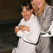 Anthony Kiedis and girlfriend Celesta — Stock Photo