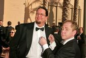 Penn and Teller — Stock Photo